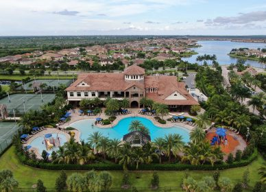 LENNAR AT MIRALAGO AT PARKLAND CLUBHOUSE